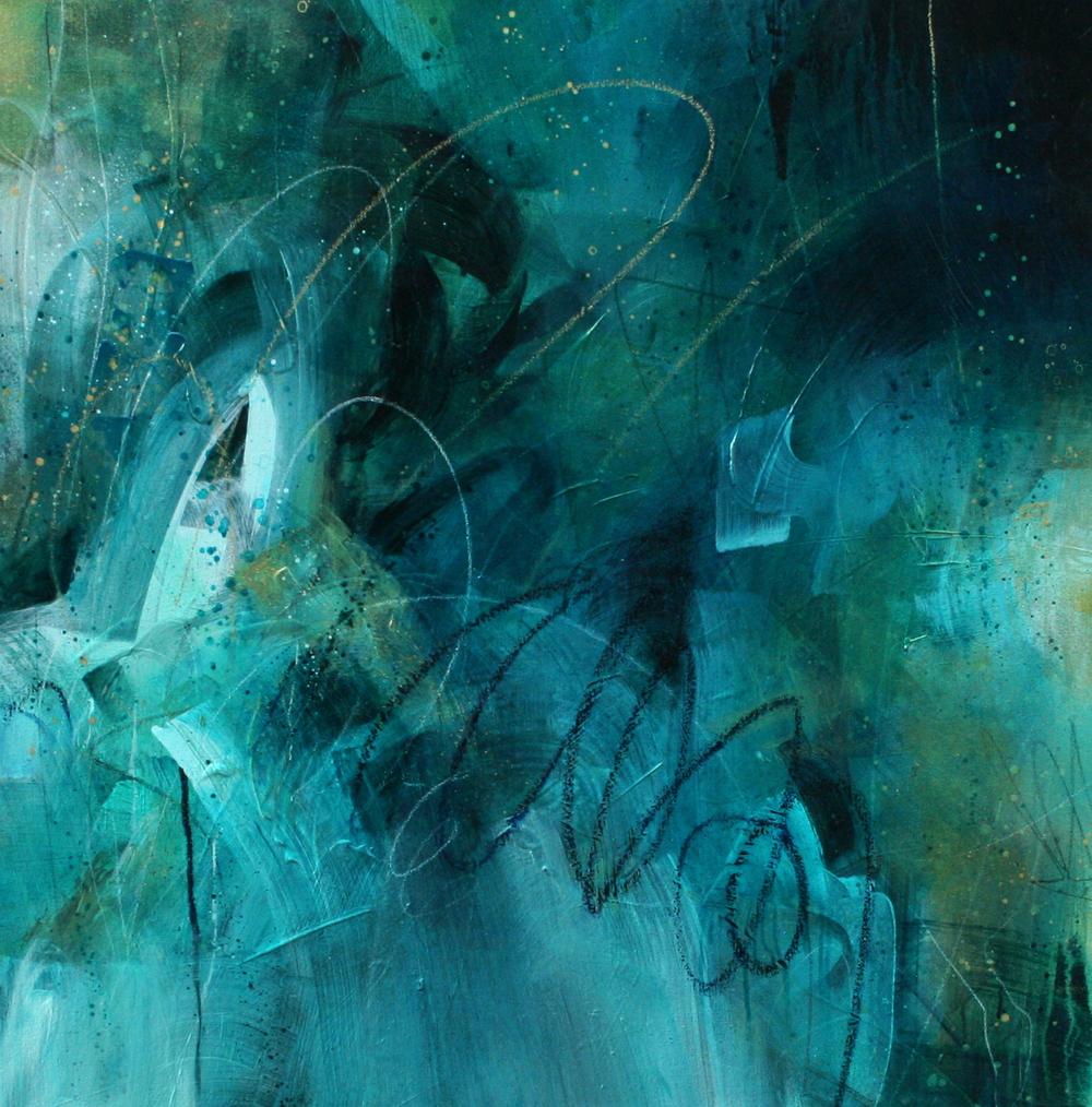 Swigglooska, 30x30, acrylic on canvas