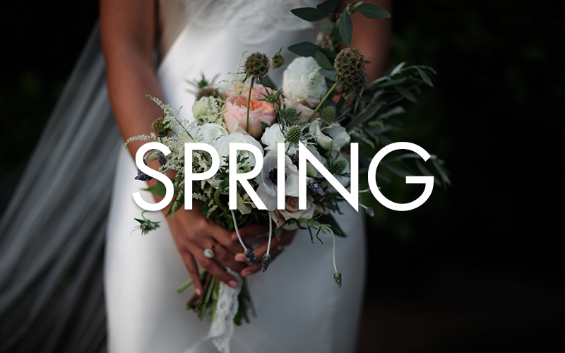 Spring Weddings