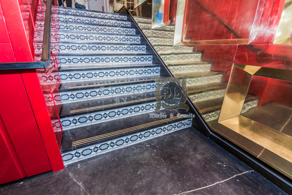 Red Granite New York : Recent projects — stone by dl manhattan and marble