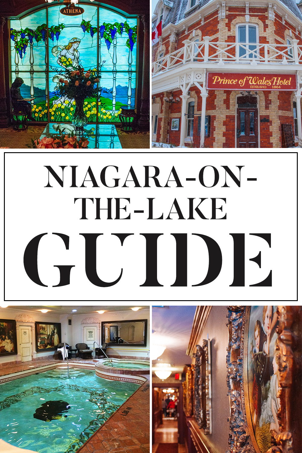 Niagara on the Lake Prince of Wales Hotel