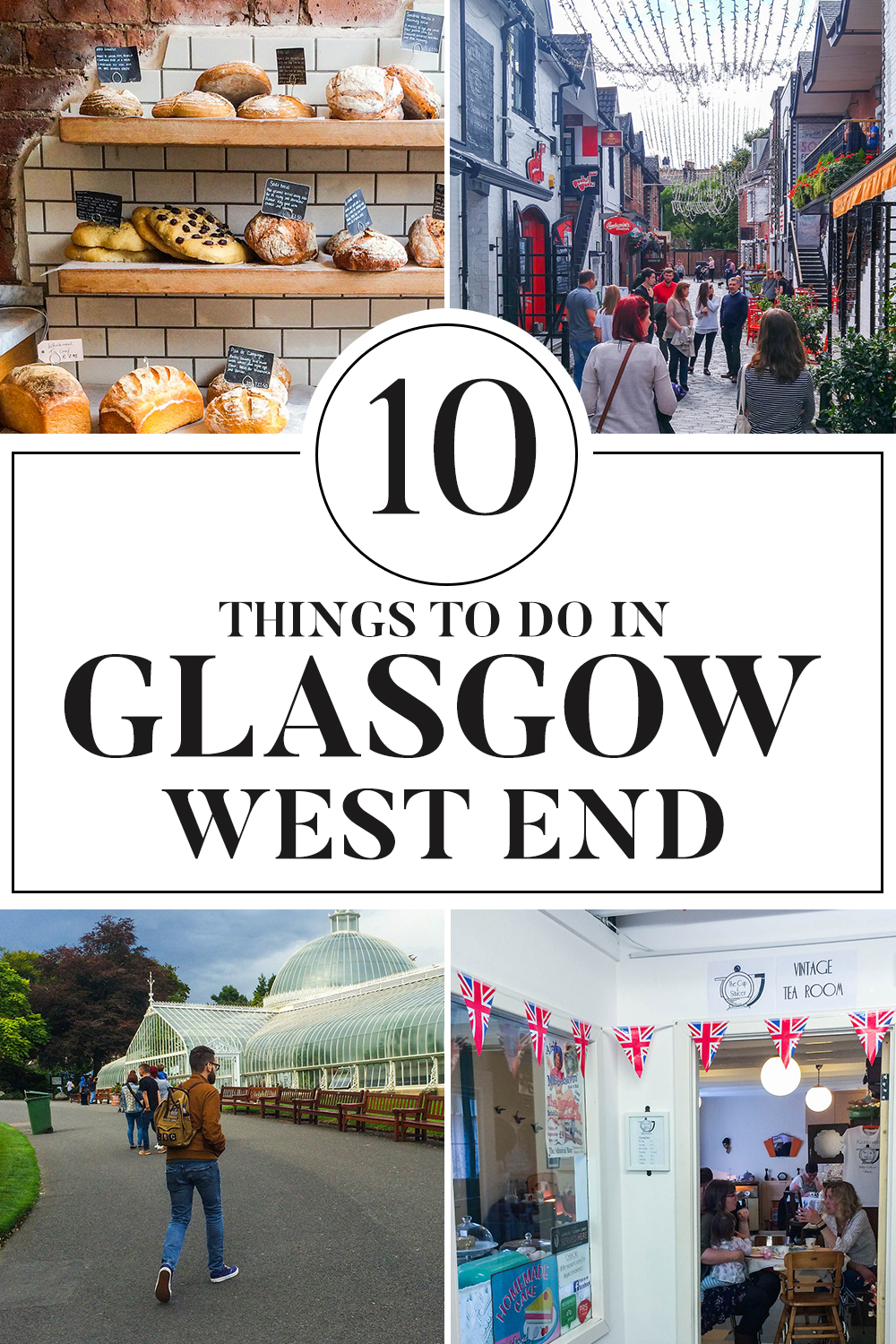 Guide to Glasgow's West End