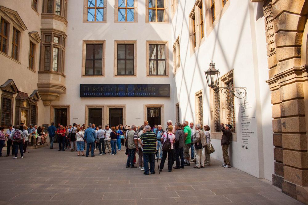 Guide to Dresden Green Vault