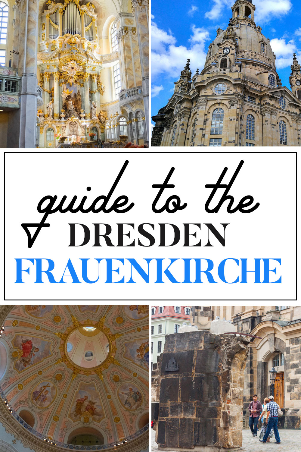 Guide to Dresden Frauenkirche