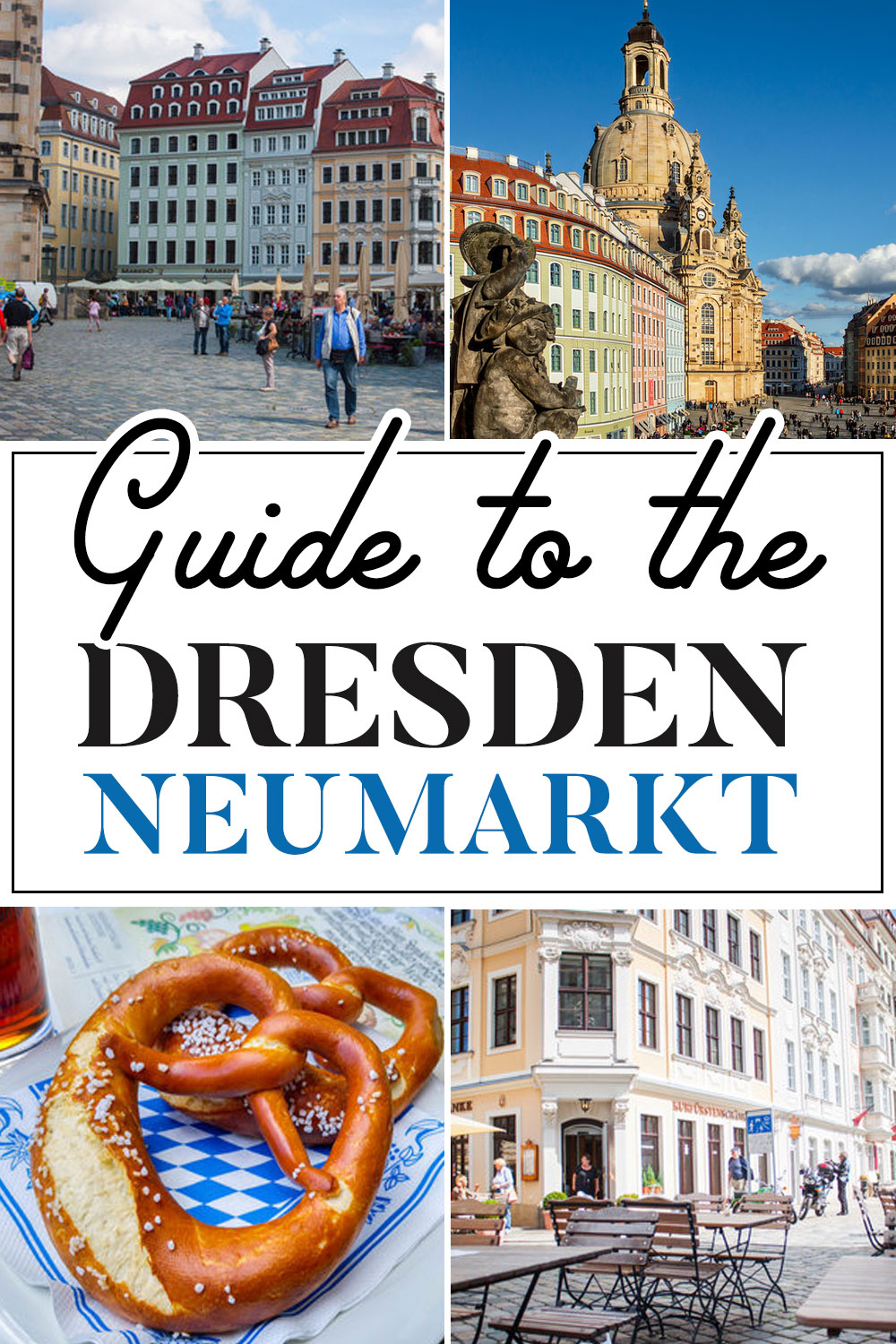 Guide to Dresden Neumarkt