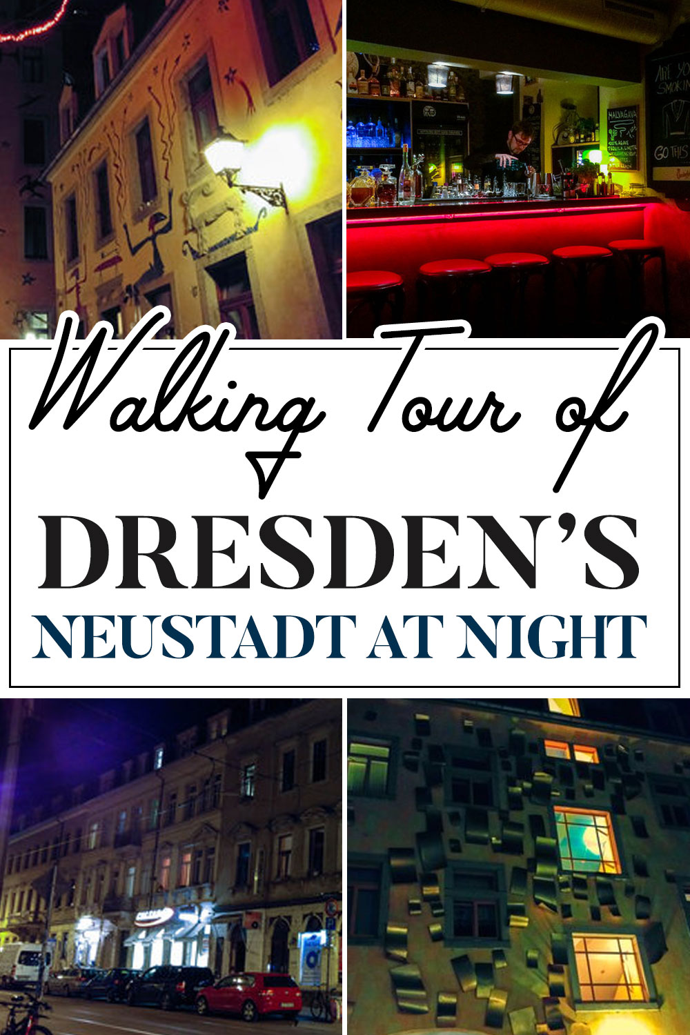 Dresden Night Talk Tour