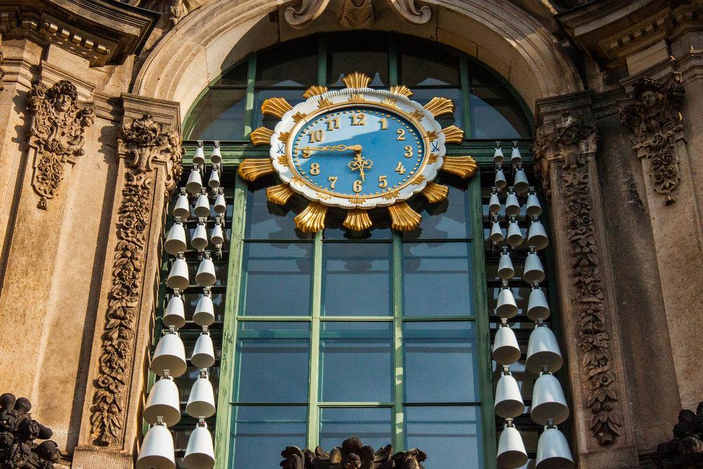 Exploring Dresden's Porcelain Gallery