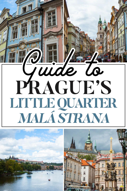 A Guide to Prague's Little Quarter, Malá Strana