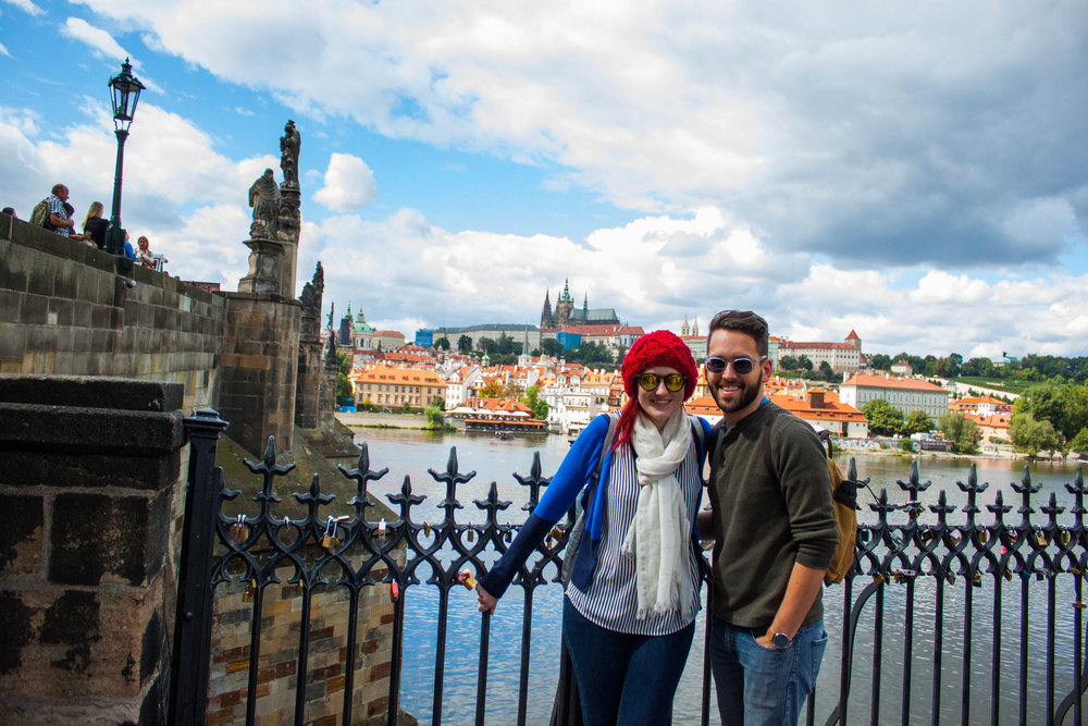 Guide to the Charles Bridge, Prague