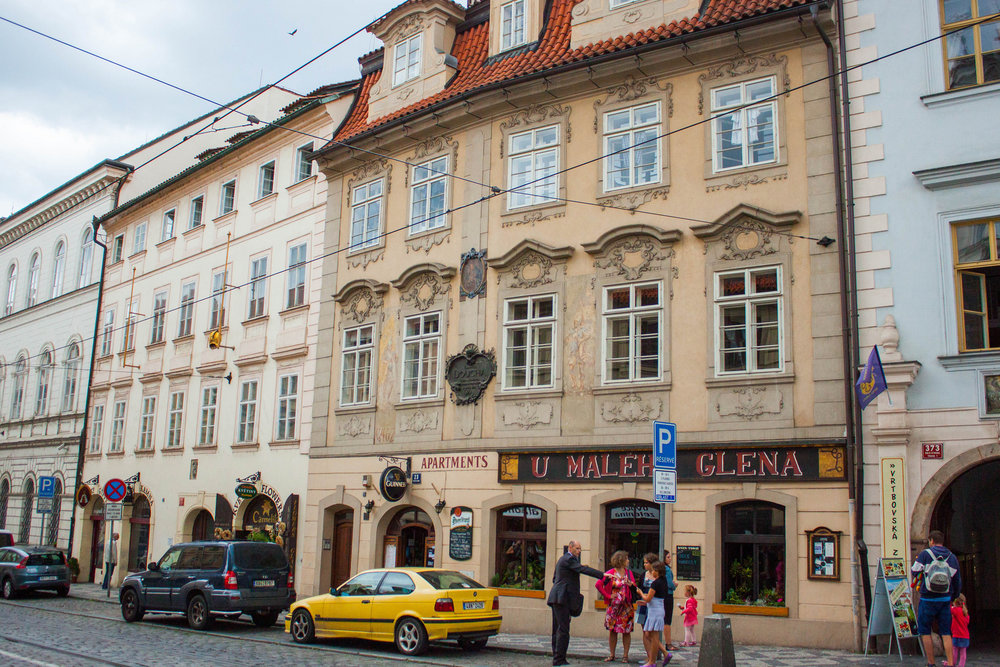 Self-Guided Walking Tour of Prague