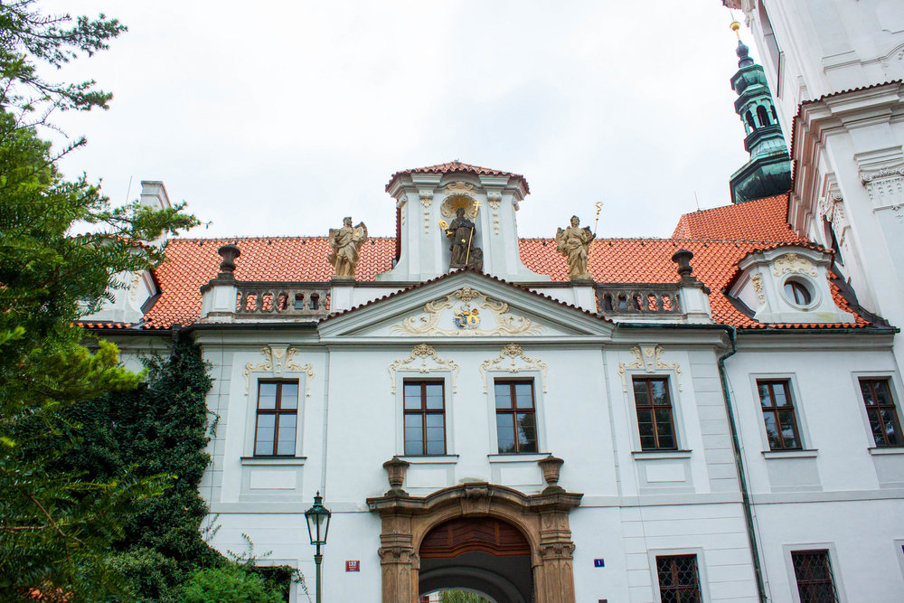 Guide to the Strahov Monastery Library, Prague