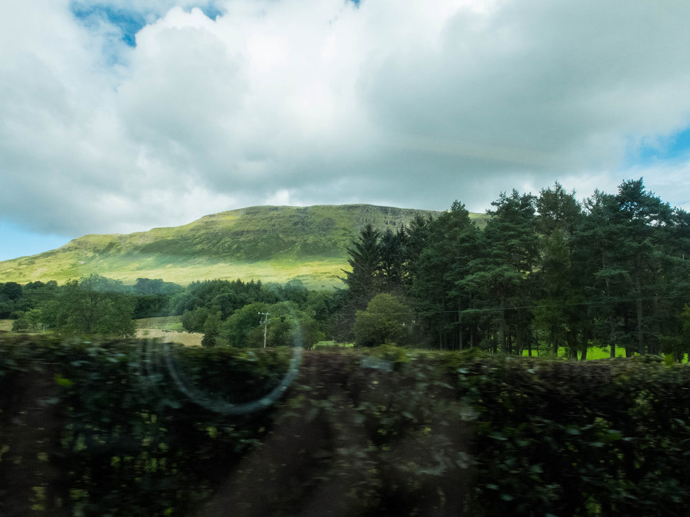 Exploring The Glengoyne Distillery Whiskey