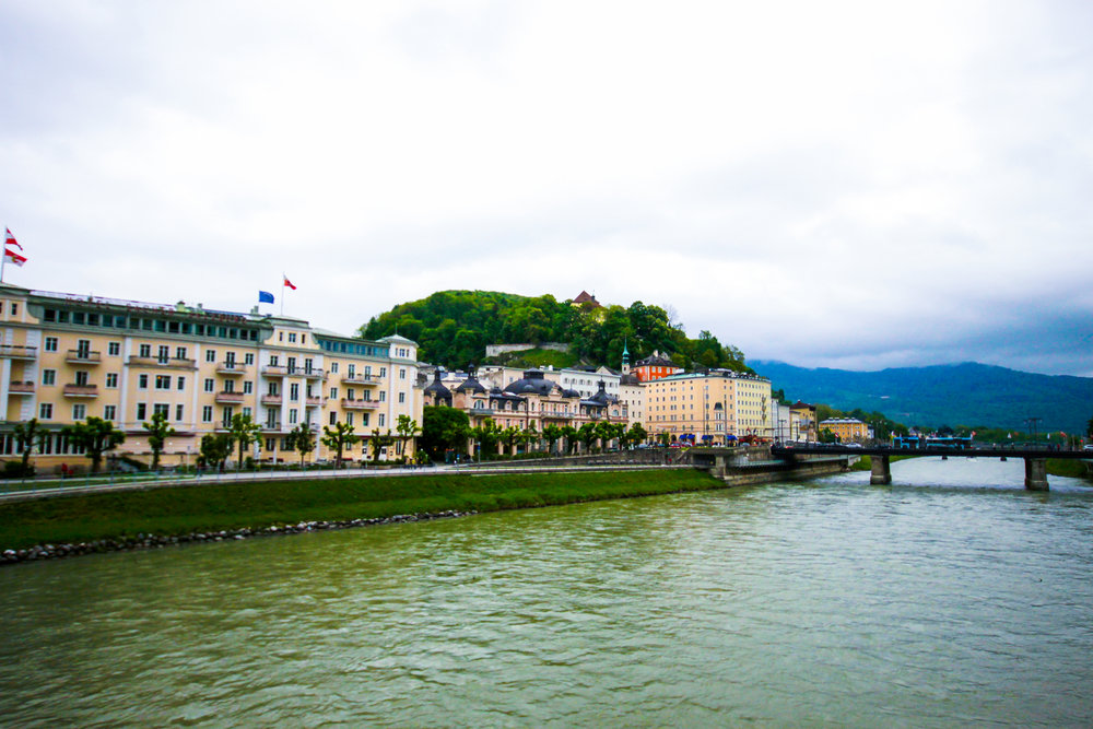 Self Guided Walking Tour of Salzburg