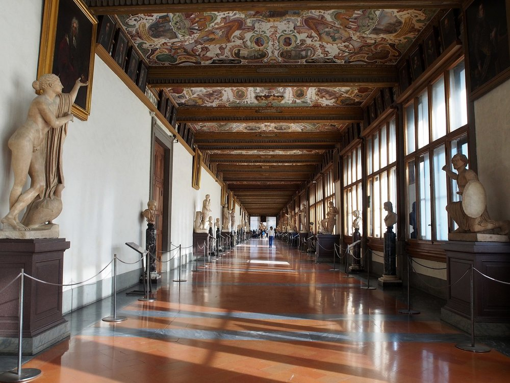 Uffizi Gallery [CC BY-SA 4.0 (https://creativecommons.org/licenses/by-sa/4.0)], via Wikimedia Commons