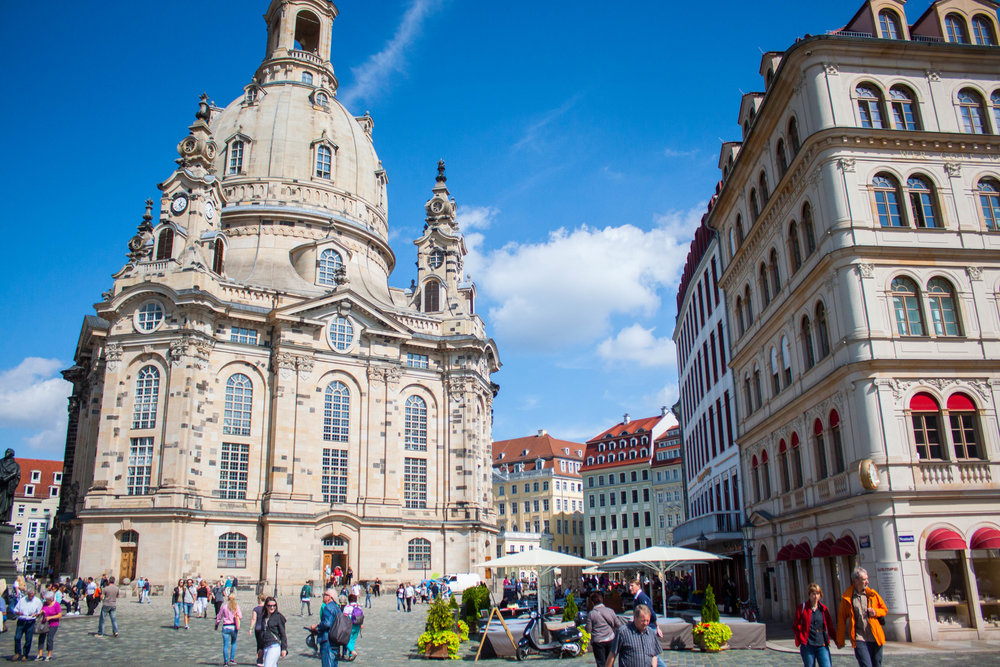 Self Guided Walking Tour of Dresden