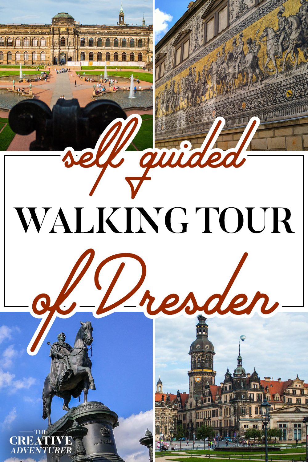 Self Guided Walking Tour of Dresden The Creative Adventurer