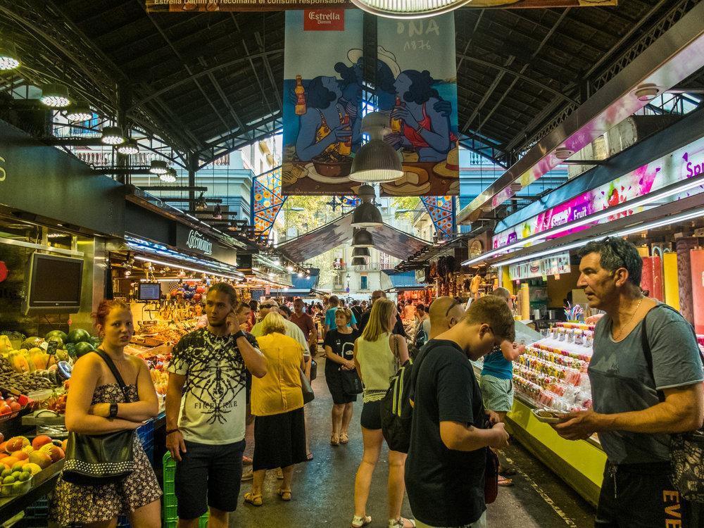 Guide to Eating at La Boqueria Market