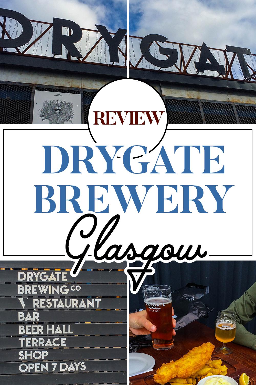 Drygate Brewery Glasgow