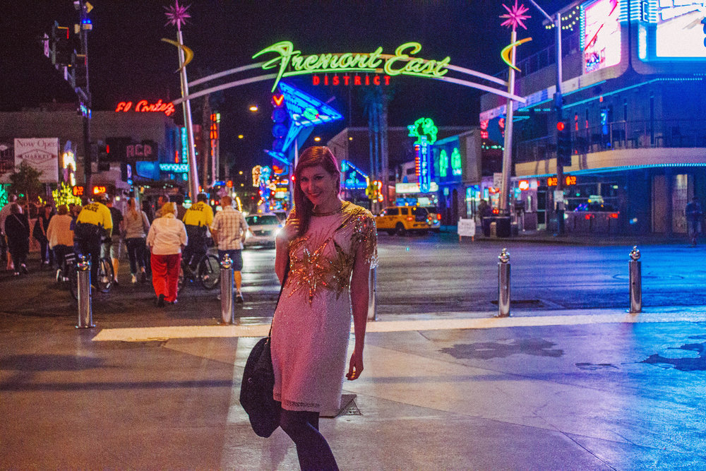 24 Hours on Fremont Street, Las Vegas