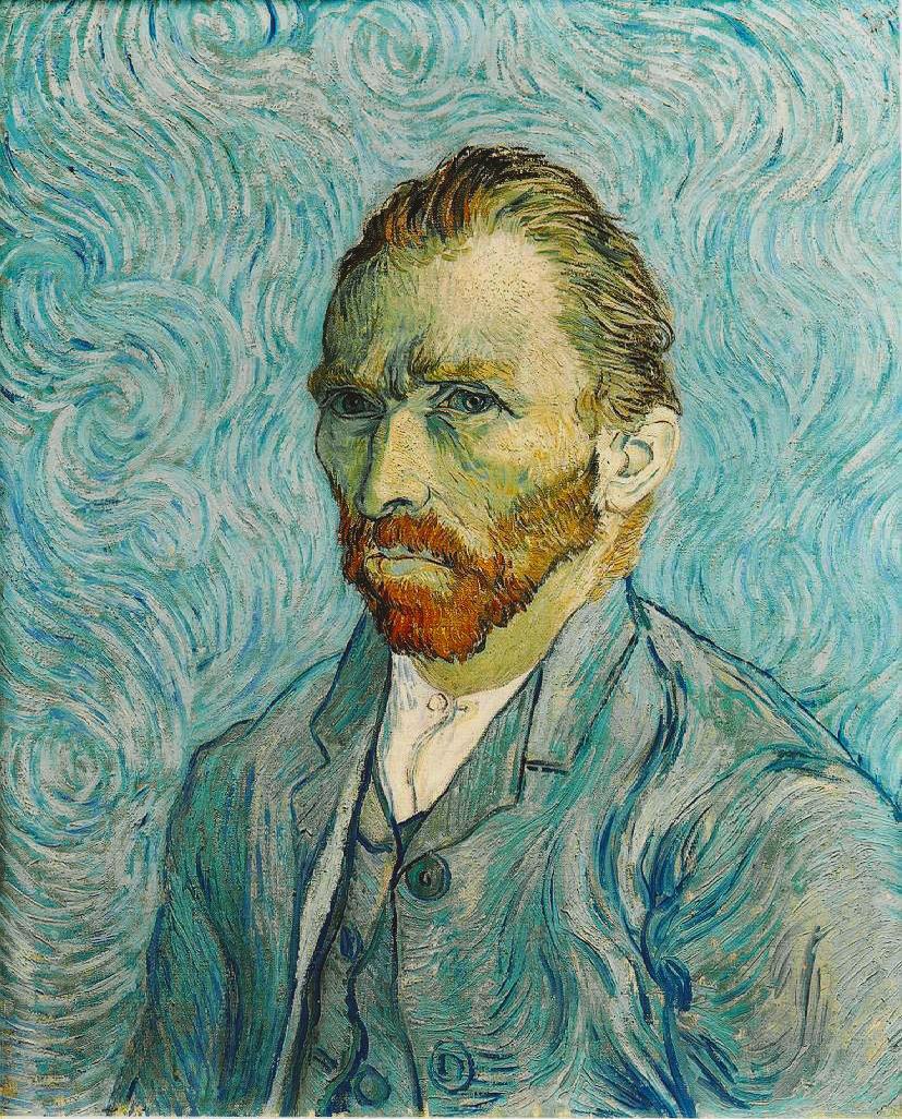 Vincent van Gogh [Public domain], via Wikimedia Commons