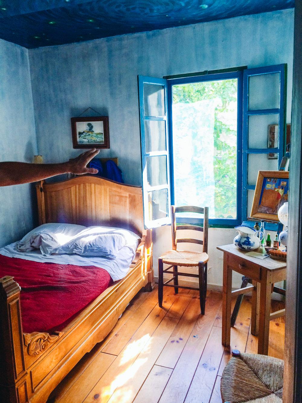 Van Gogh Room, room n°3