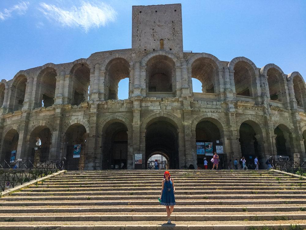 Walking Tour of Arles in the Steps of Van Gogh The Creative Adventurer