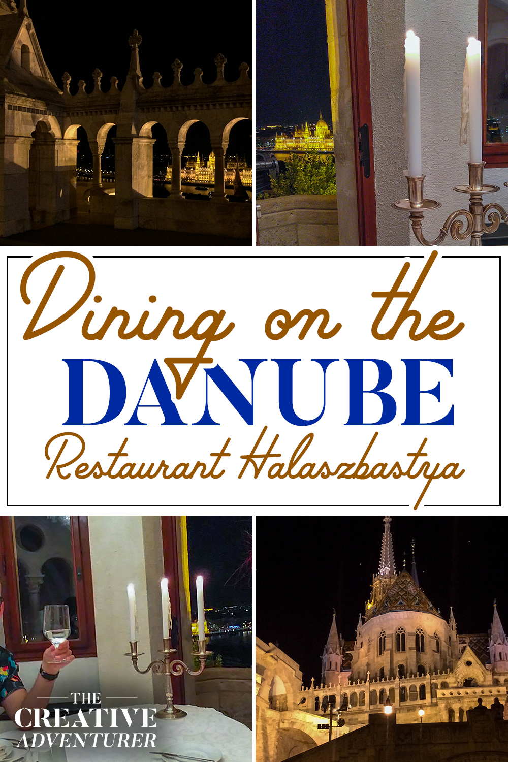 Dining on the Danube, Restaurant Halászbástya