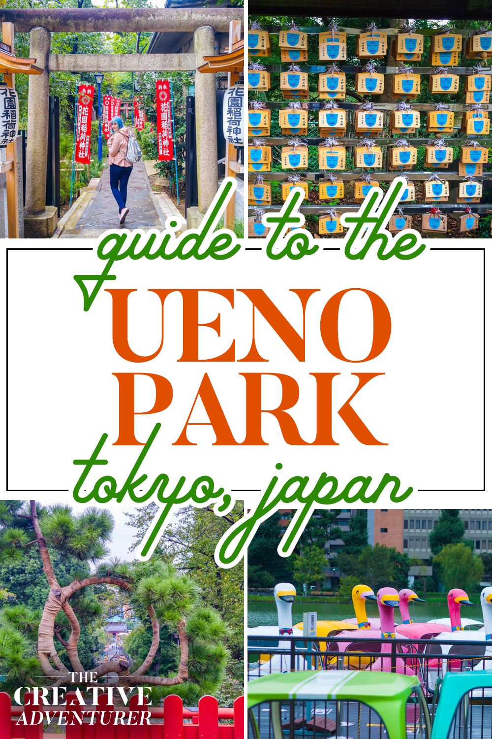 A GUIDE TO UENO PARK TOKYO