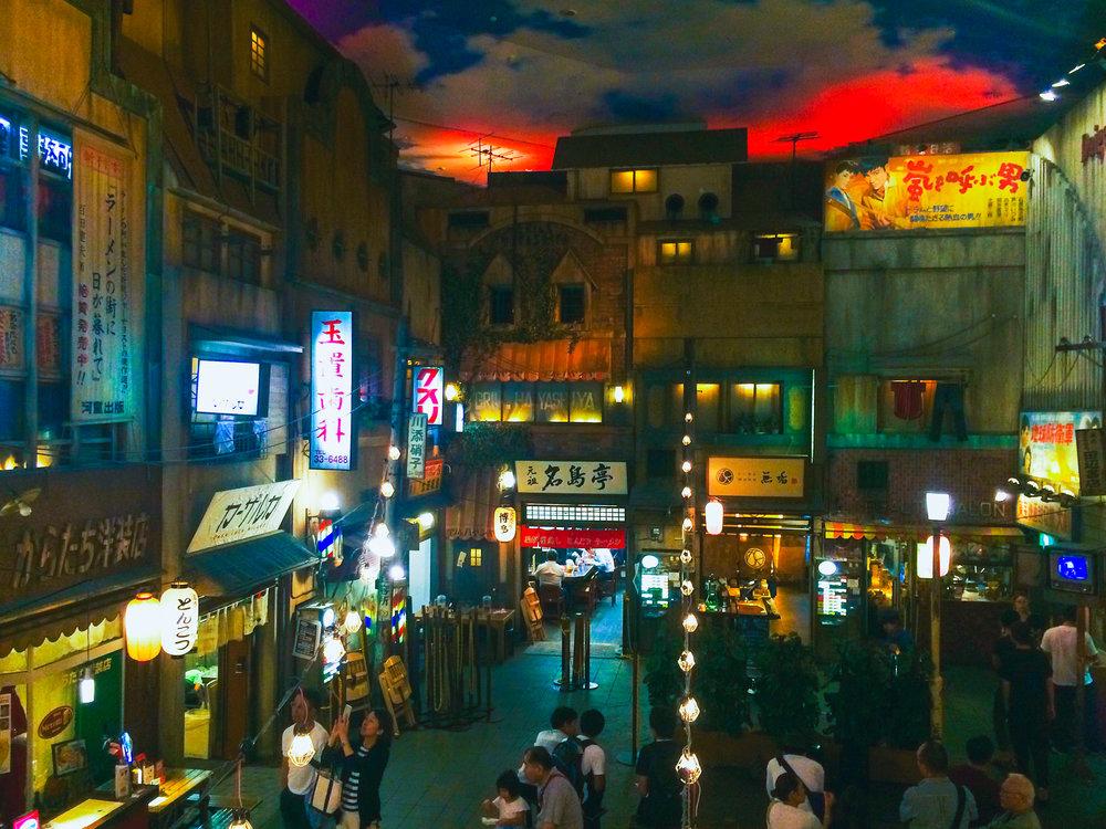 Guide to the Yokohama Ramen Museum
