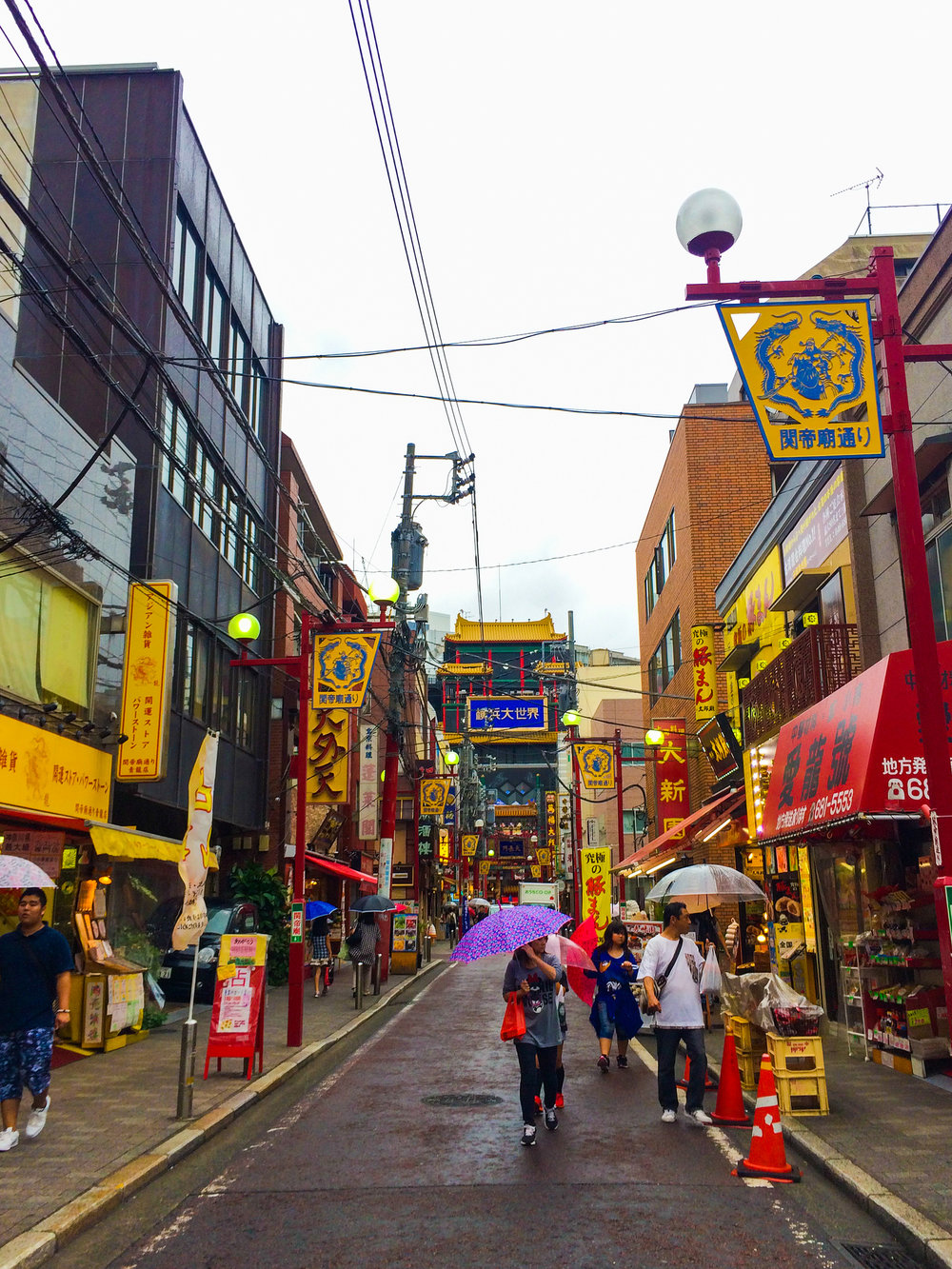 Guide to Yokohama's Chinatown