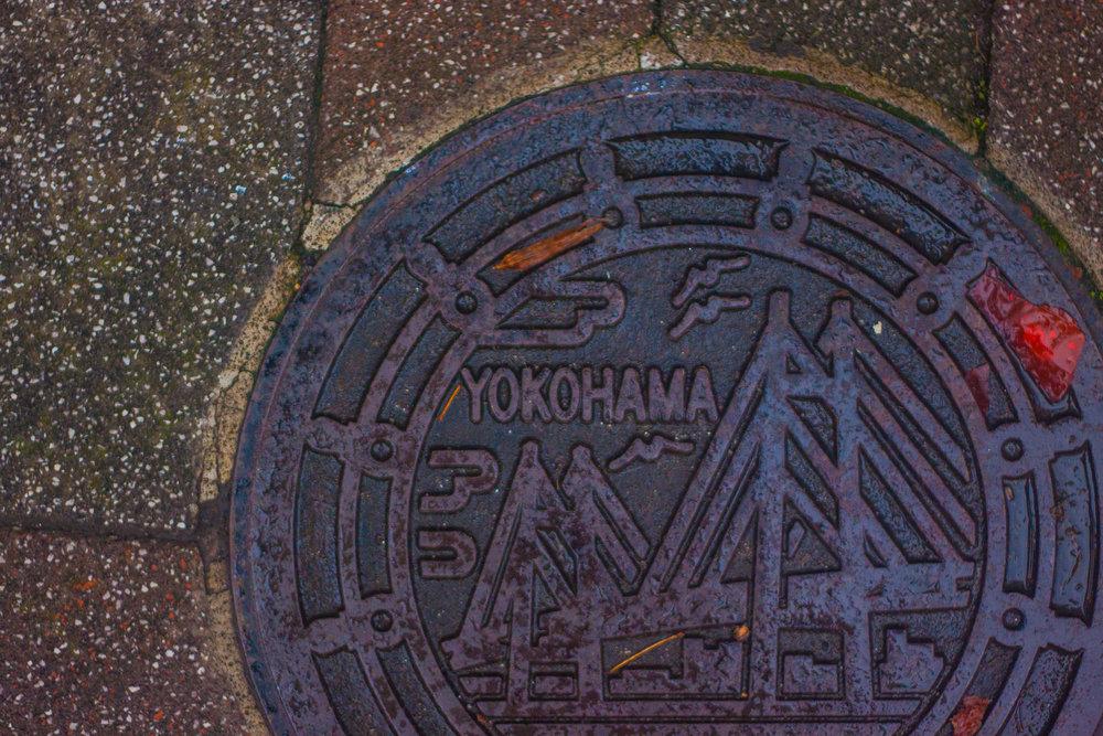 Exploring Blue Yokohama, Japan