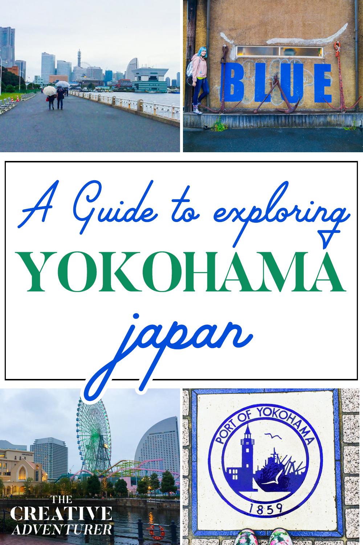 A Guide to Exploring Yokohama, Japan