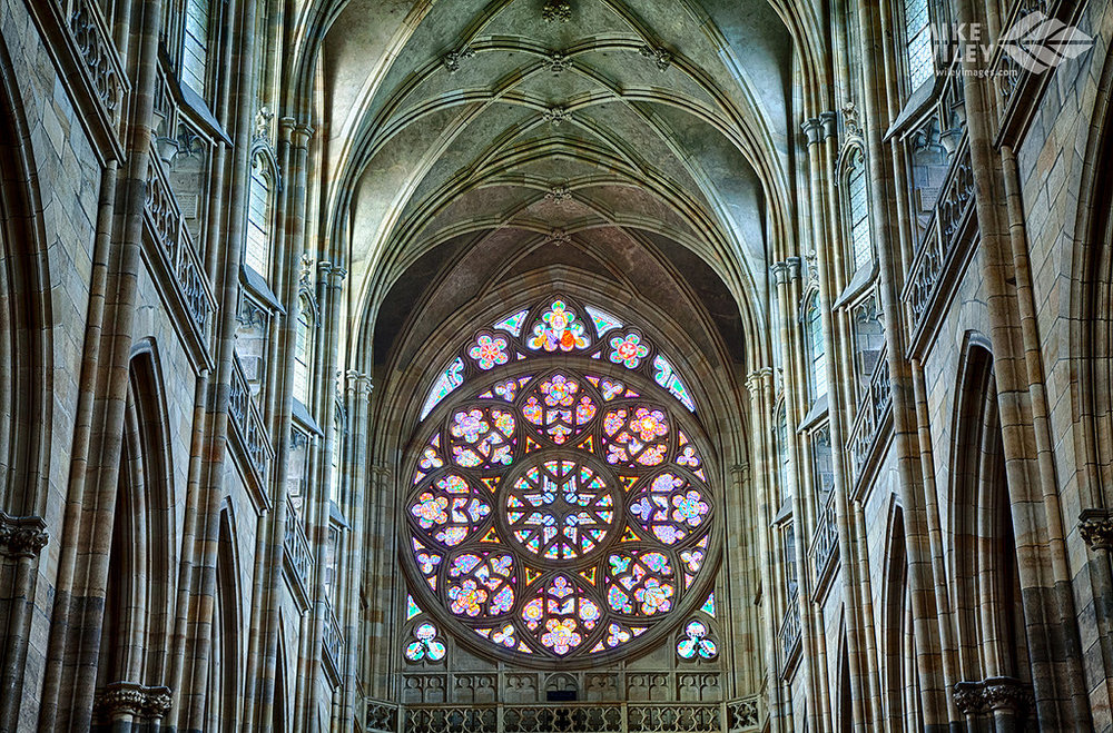 Stained Glass Guided Tour of St. Vitus Cathedral