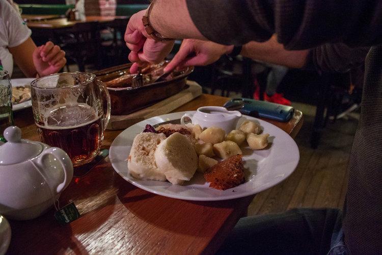 10 Foods You Must Eat In Prague