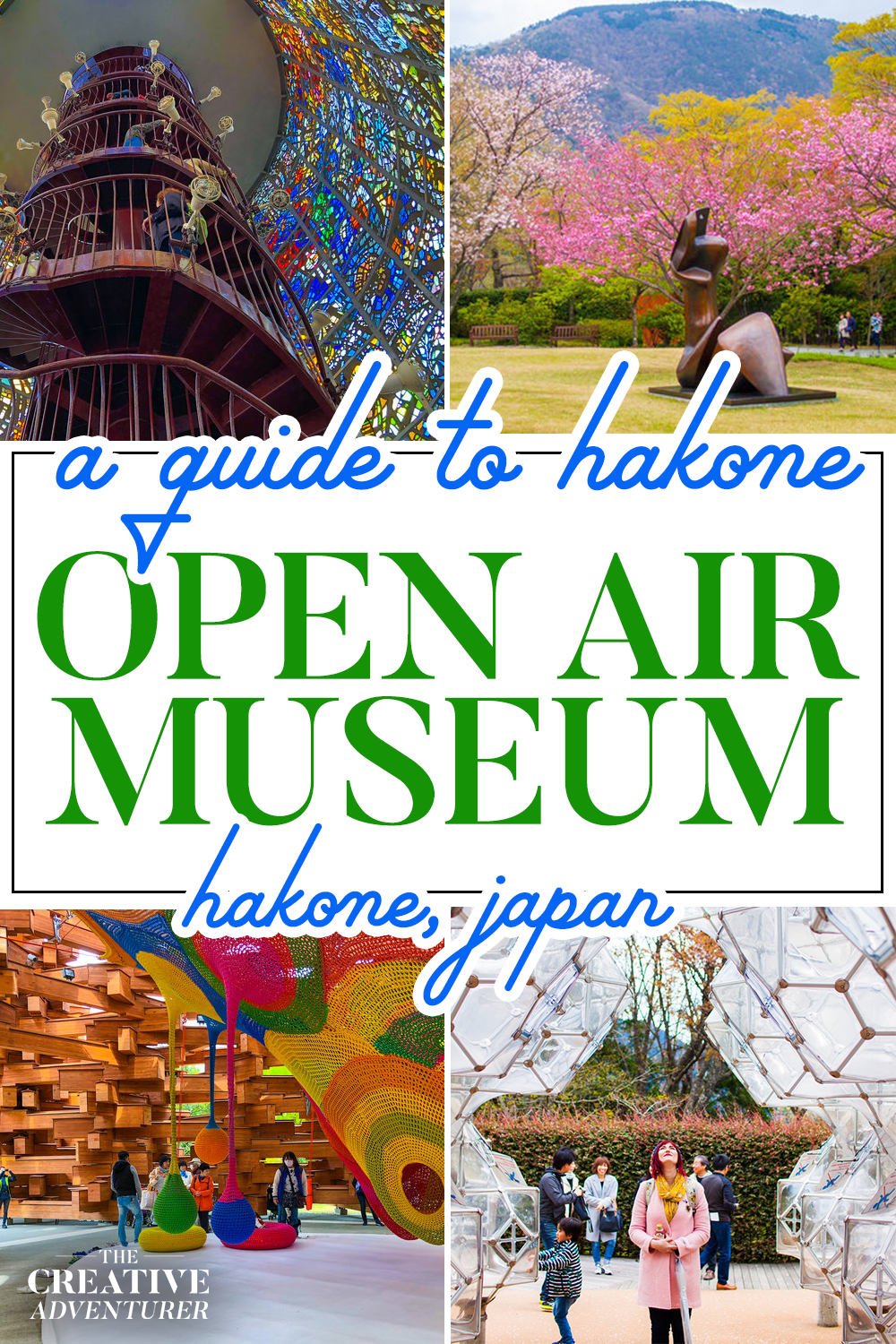 Guide to the Hakone Open Air Museum