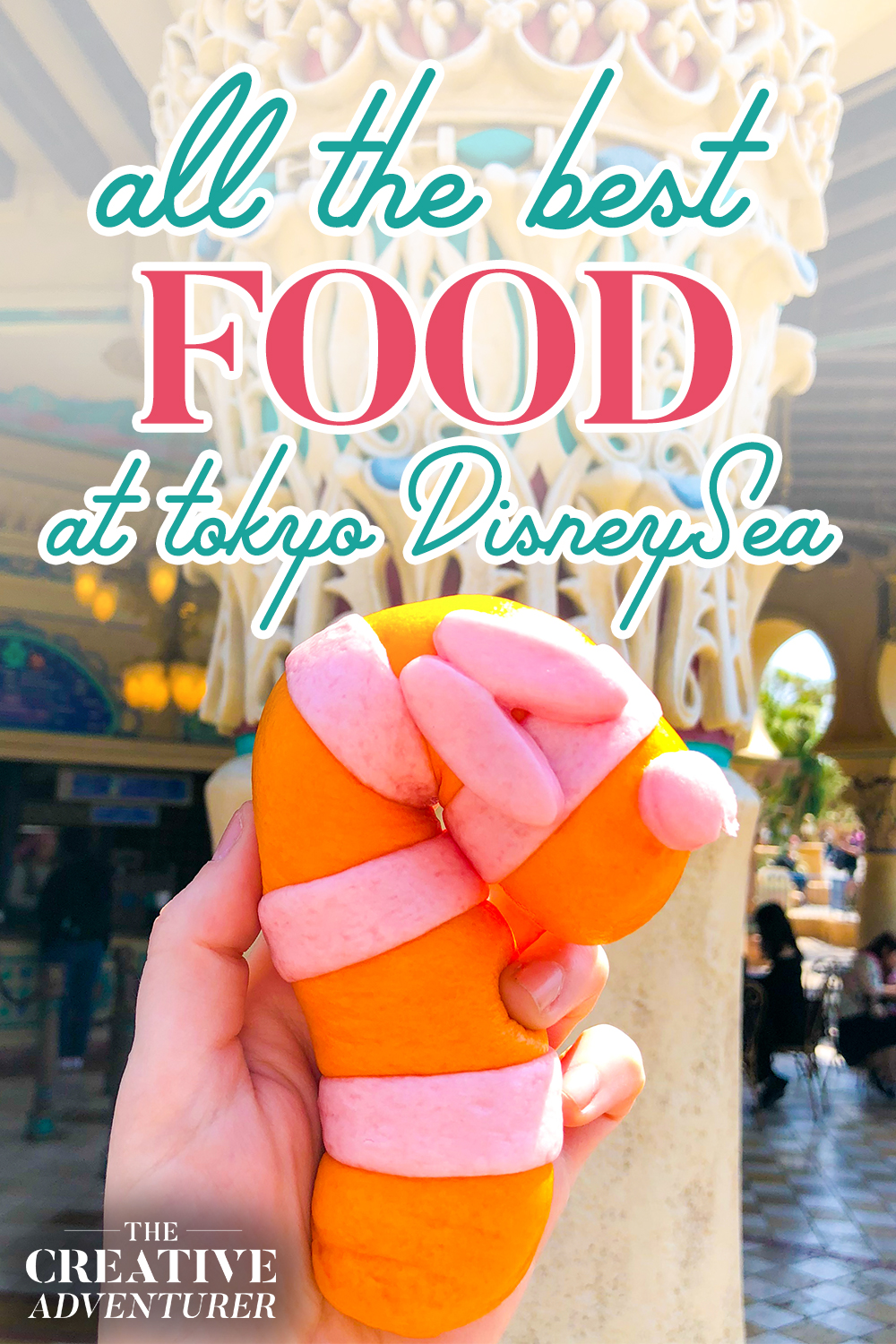 All the BEST Food at Tokyo DisneySea