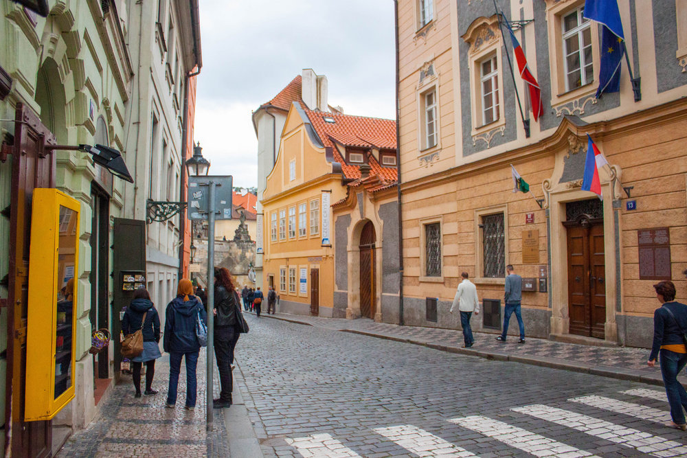 What NOT to do in Prague