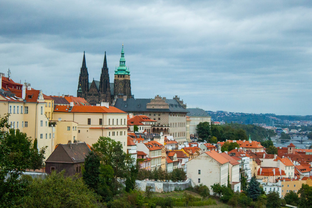 Guided Tour of Prague Castle