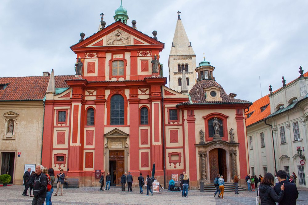 Self-Guided Tour of Prague Castle