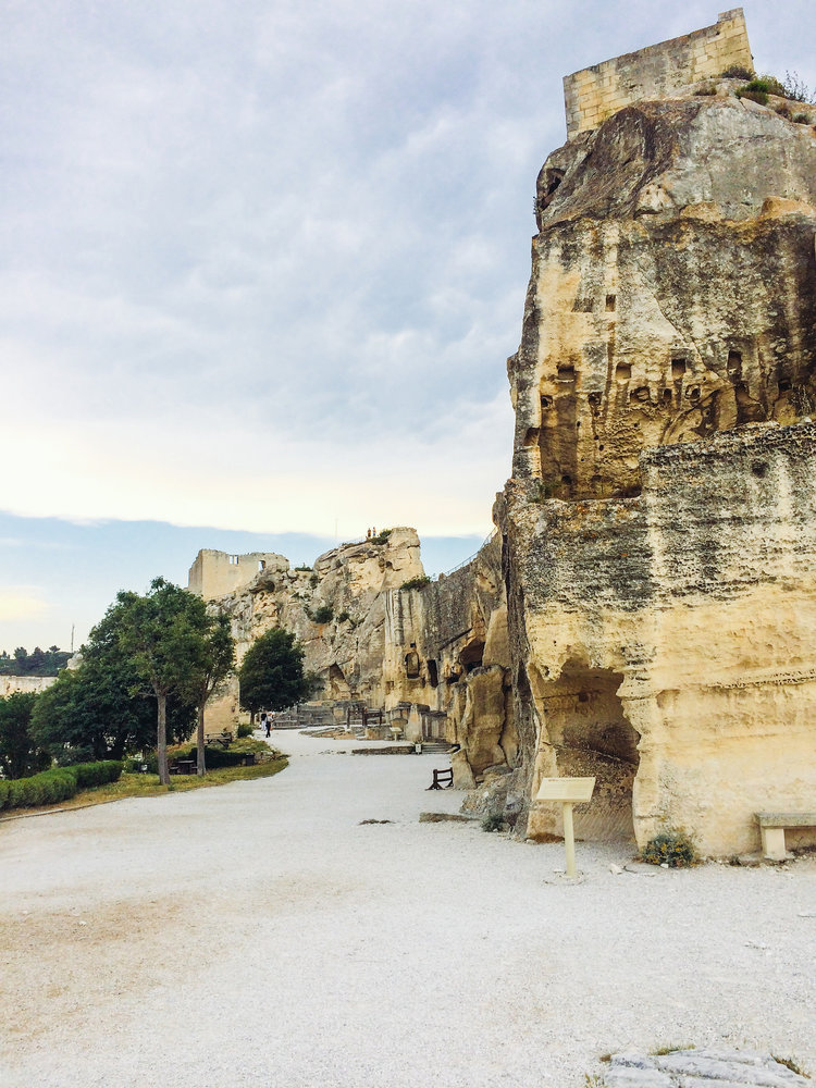 Walking Tour of Les Baux-de-Provence