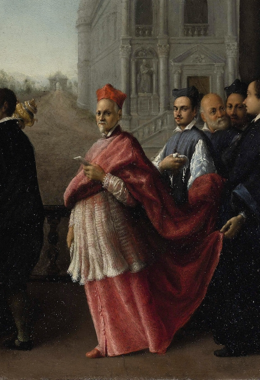 Ottavio Leoni (Il Padovano) (Italian, Rome 1578–1630 Rome) via The MET
