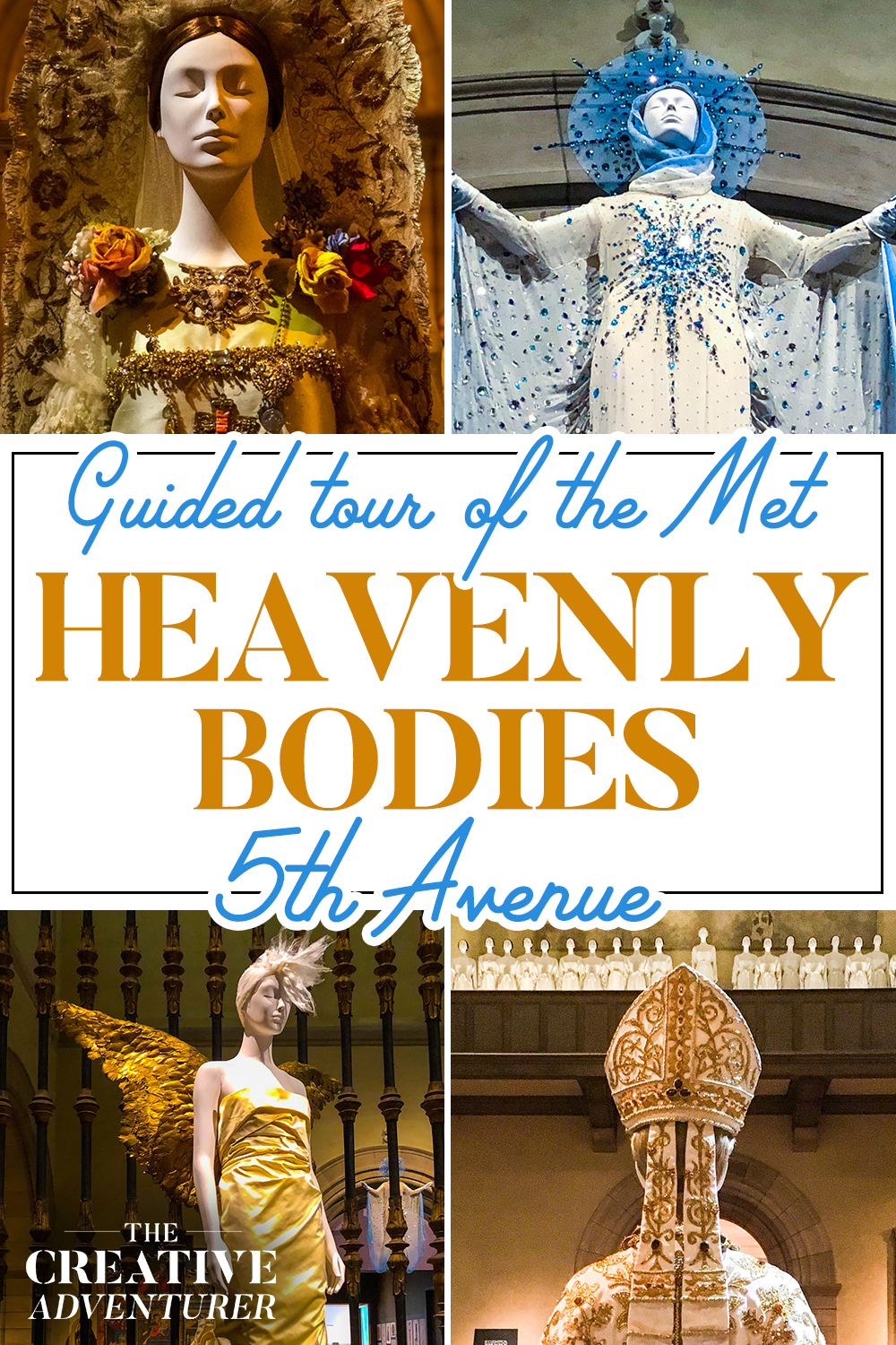 MET Heavenly Bodies Exhibition: 5th Avenue Collection Guide