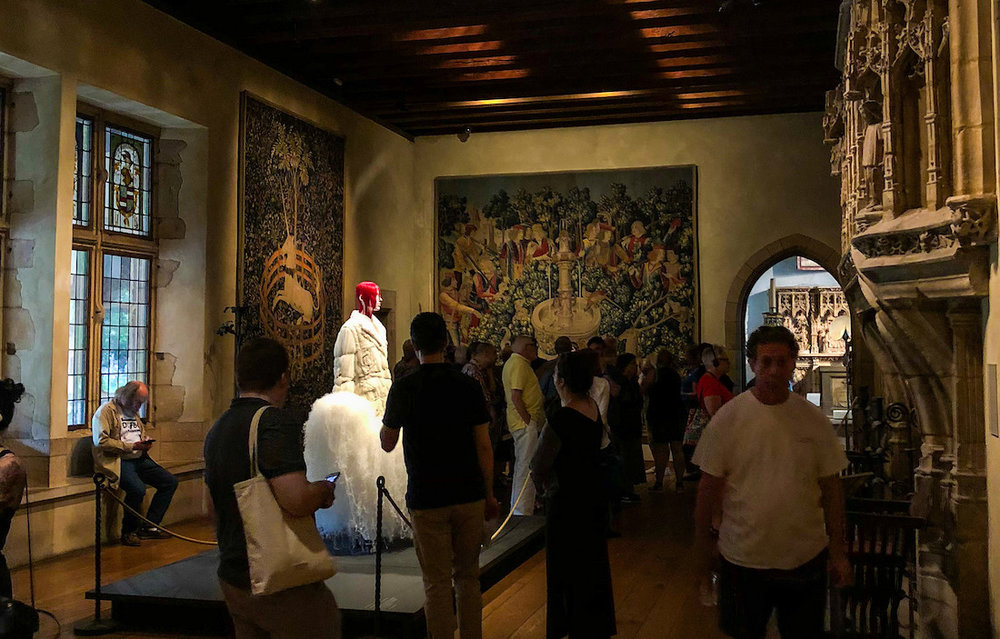MET Heavenly Bodies Exhibition: The Cloisters Guide