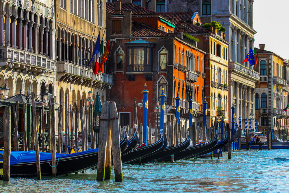 Self Guided Tour of Venice's Grand Canal