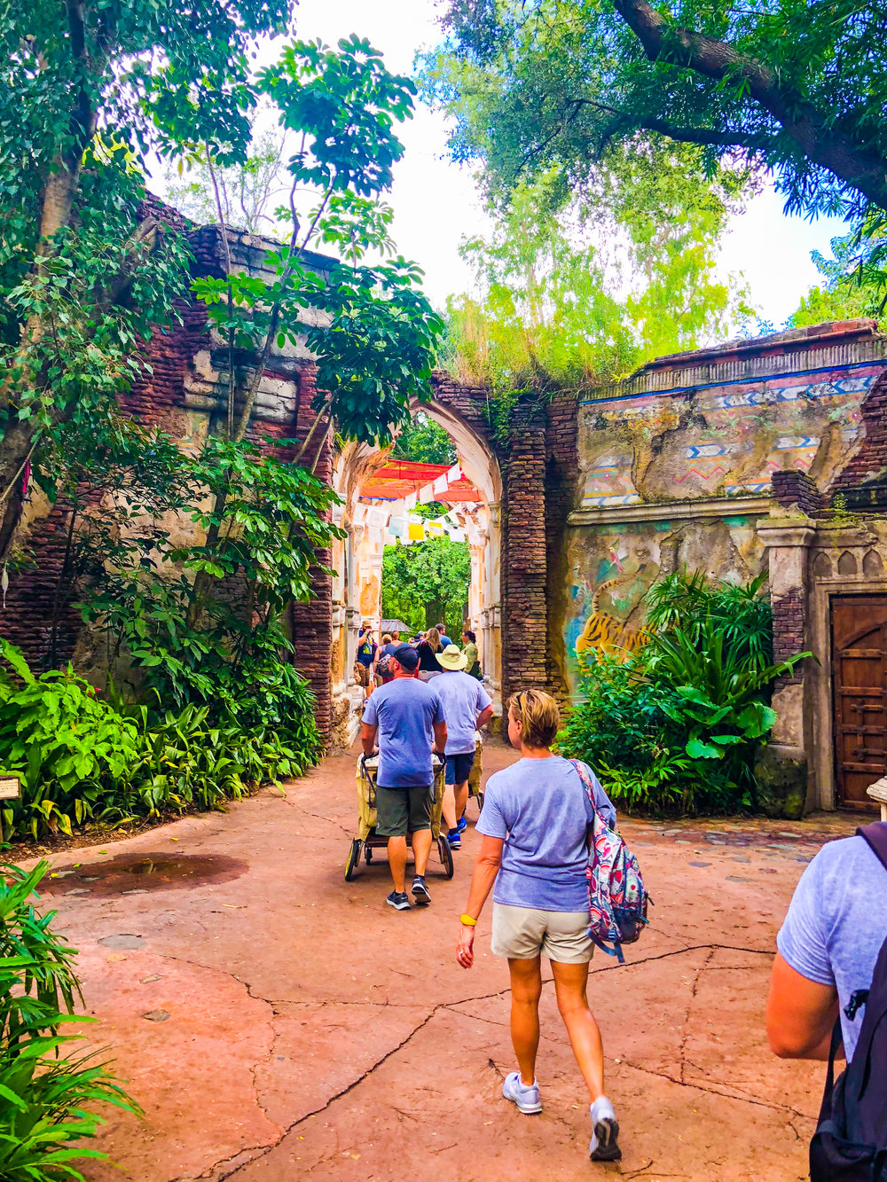 Tips for Surviving Disney World With Little Kids