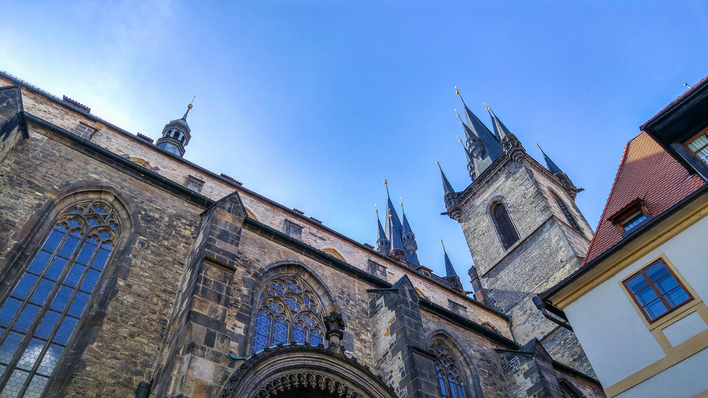 Walking Tour of Prague's Fairytale Old Town Square and World-Famous Astronomical Clock
