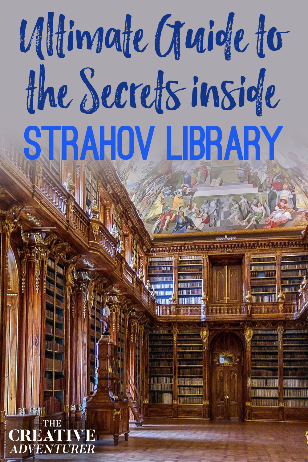 Ultimate Guide to the Secrets inside the stunning Strahov Library, Prague
