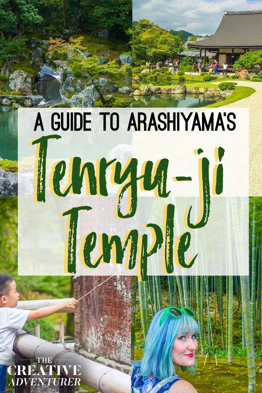 A Guide to Tenryu-ji Temple Arashiyama