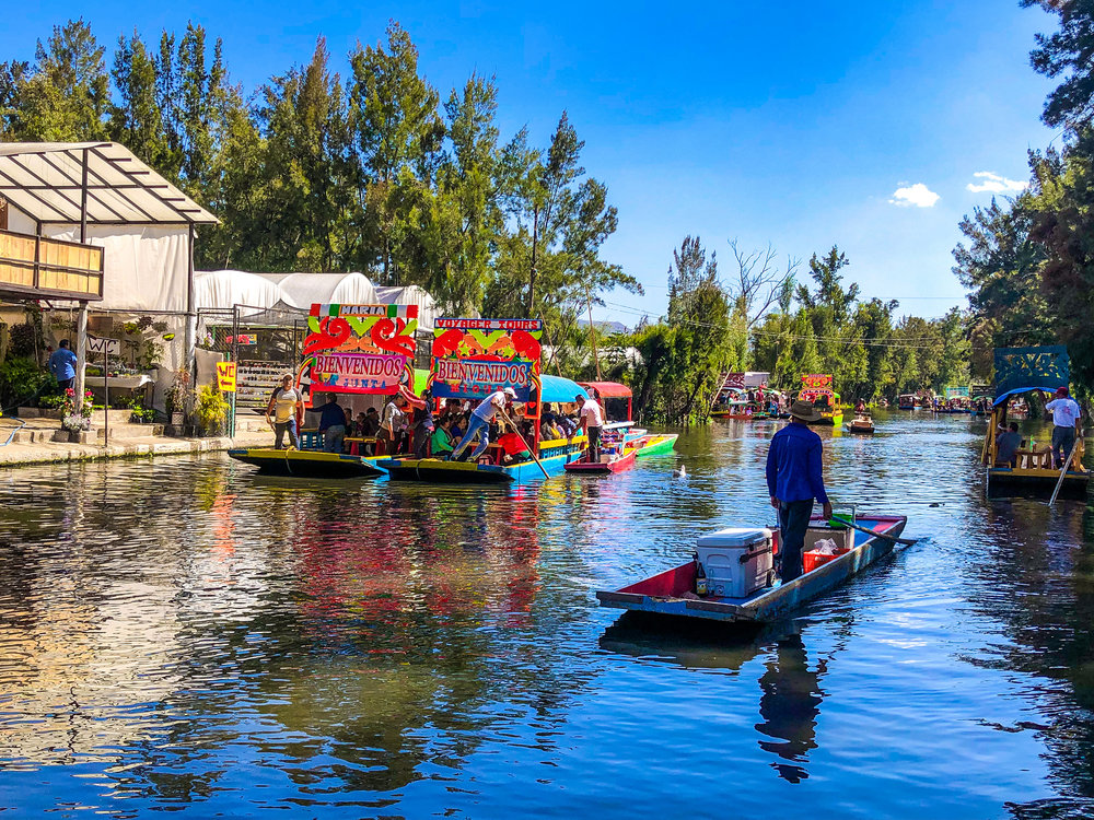 A Complete Guide to the Floating Gardens of Xochimilco: How to Get There and What to Do