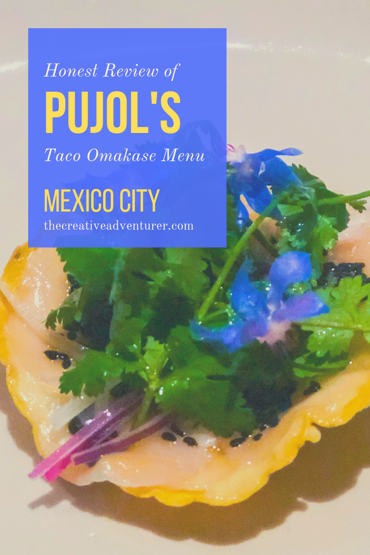 An Honest Review of Pujol's Omakase Taco Tasting Menu, the Best Restaurant in Mexico City