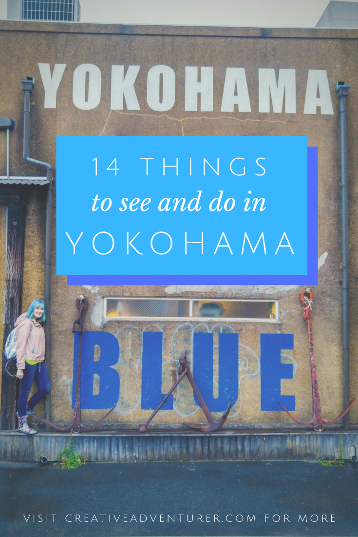The Best Yokohama City Guide: 14 Things You Must See and Do